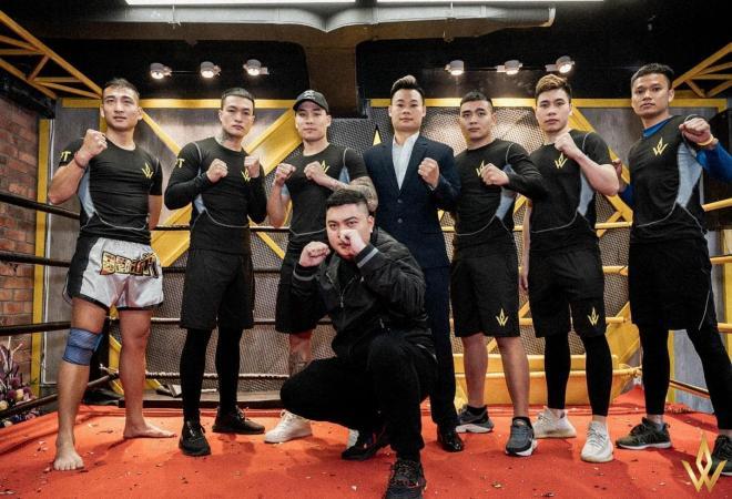 Founder Nguyễn Hồng Quân, Ace Kick Boxing