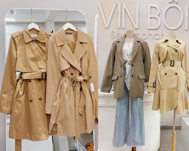 thời trang secondhand, Vin Bối