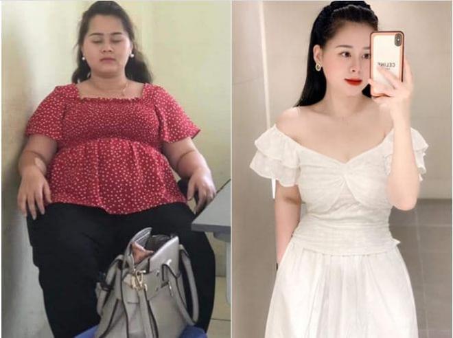 hotgirl giảm cân 0