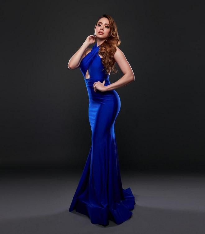 tân Hoa hậu Hoàn vũ Ecuador 2021 6