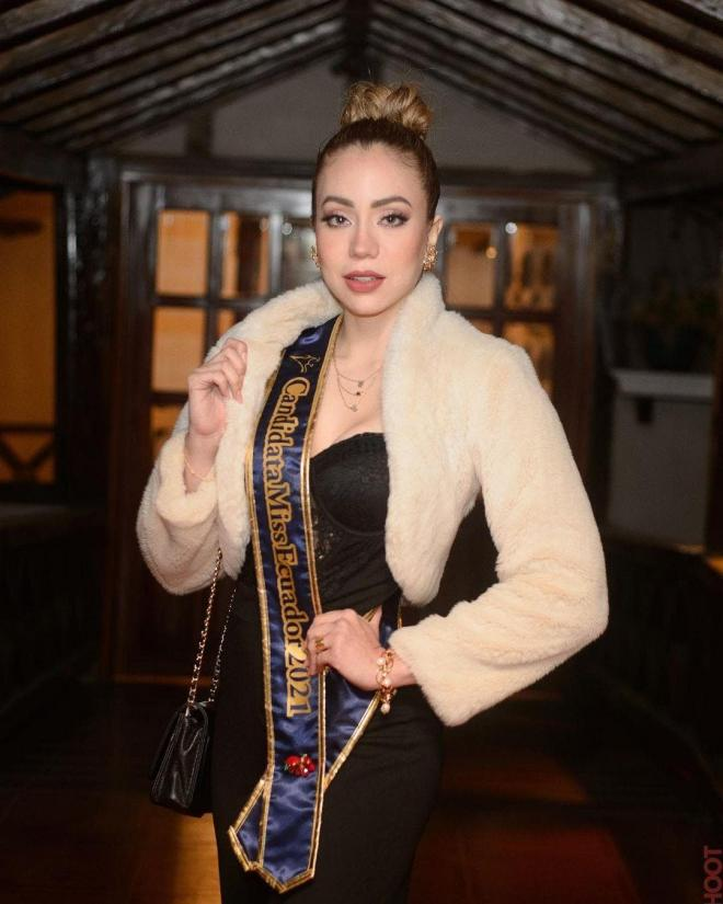 tân Hoa hậu Hoàn vũ Ecuador 2021 5