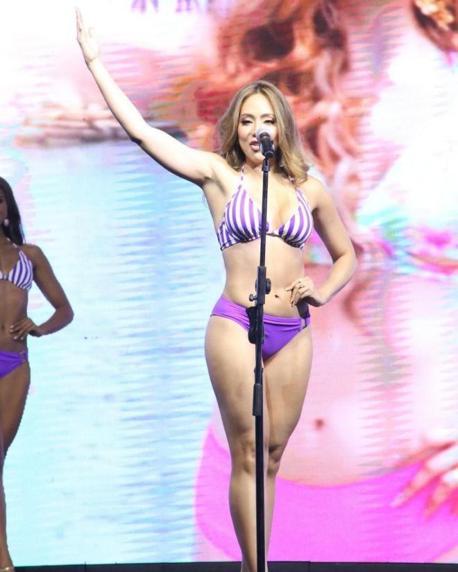 tân Hoa hậu Hoàn vũ Ecuador 2021 4