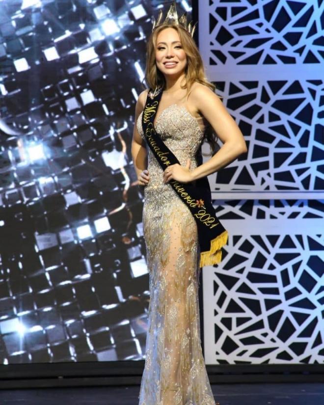 tân Hoa hậu Hoàn vũ Ecuador 2021 3
