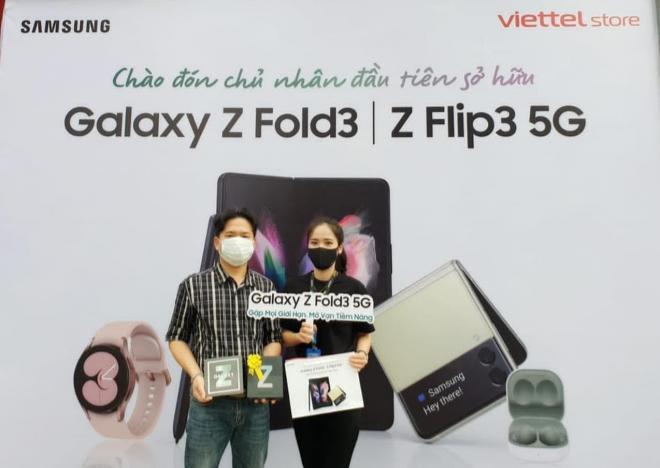 Galaxy Z Fold3, Galaxy Z Flip3, Samsung