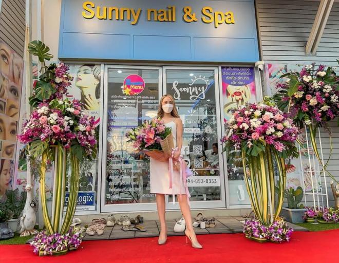 Hoa hậu Xuân Nguyễn, Sunny Nail Spa, Hoa hậu doanh nhân